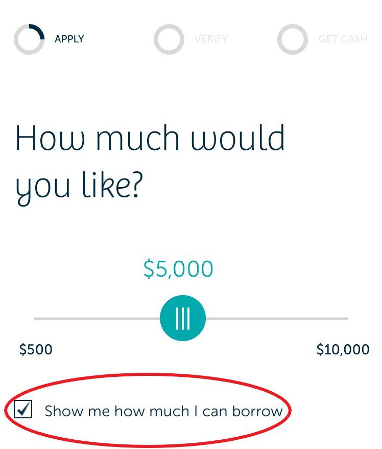 how much loan can I borrow