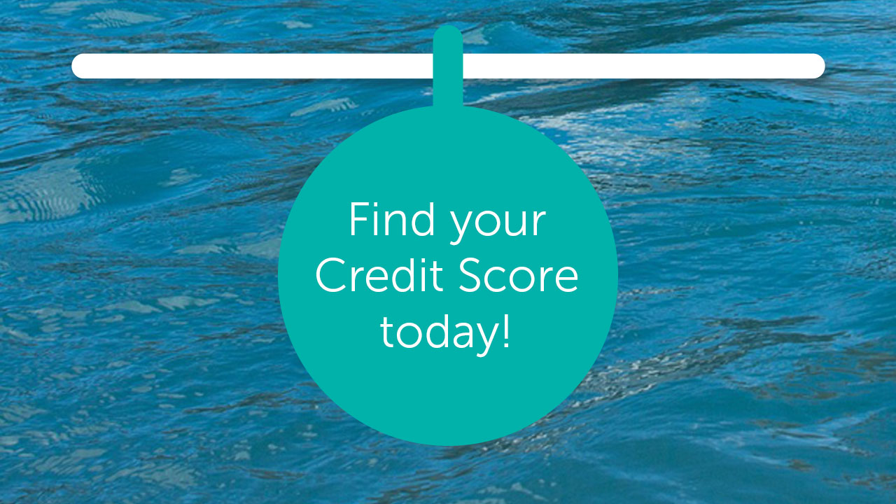 Find your credit score today